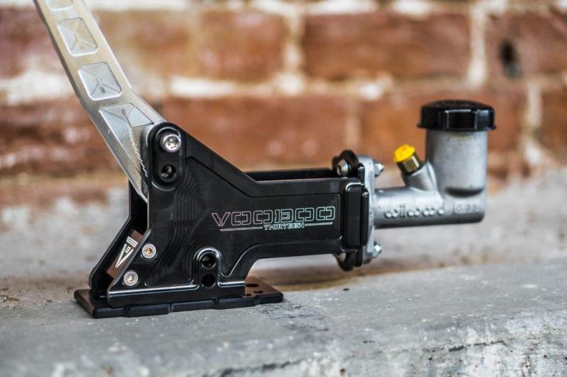 Voodoo13 adjustable hydraulic drifting handbrake